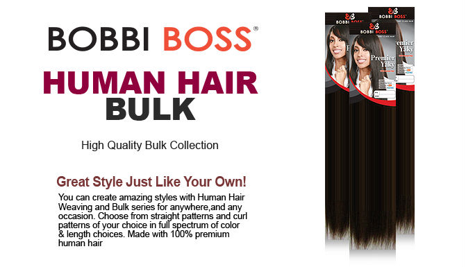 Bobbi Boss Bulk/Braid