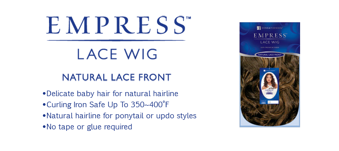 Empress Synthetic Lace