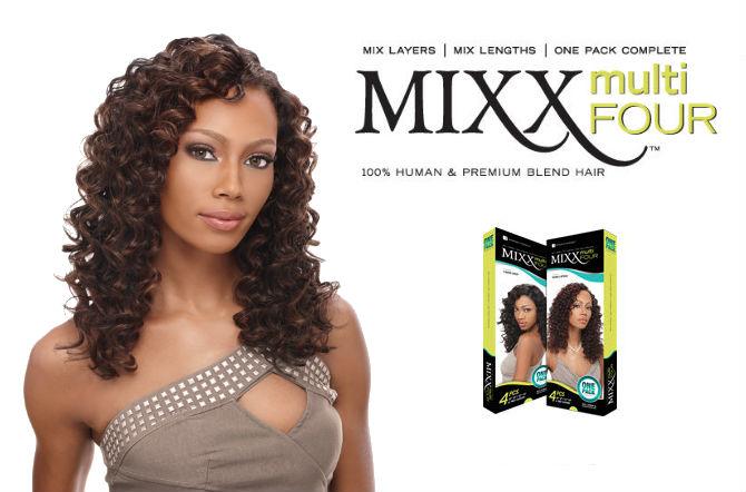 Mixx Multi Four