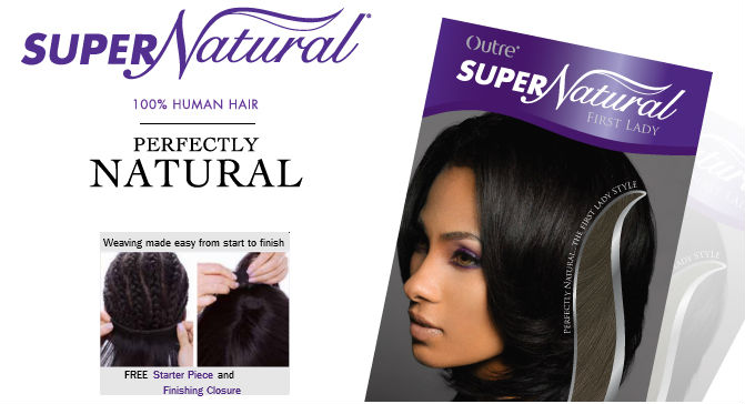 Outre supernatural 100 human hair weave first lady details pmusecretfo Gallery